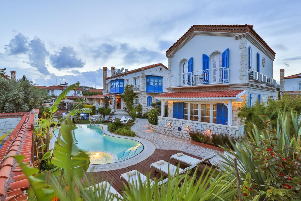 Hotel Cumbalı Konak Alaçatı, Çeşme, Turquía